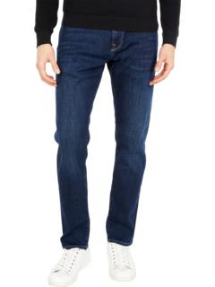 Jake Slim Leg в цвете Deep Feather Blue Mavi Jeans