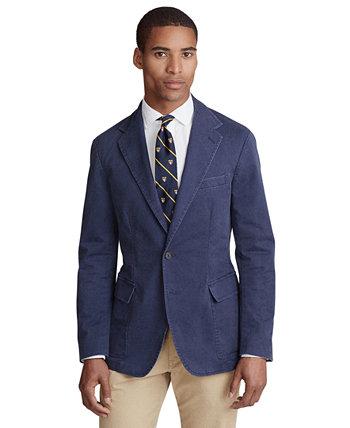 Мужское спортивное пальто из стрейч-чинос Ralph Lauren