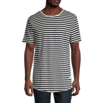 Tide Striped T-Shirt KINETIX