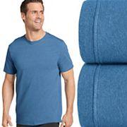 Big & Tall Jockey® 2-pack Stretch Crewneck Tees Jockey