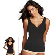 Maidenform Shapewear Sleek Smoothers 2-Way Shaping Tank DM2584 - Для женщин Maidenform Shapewear