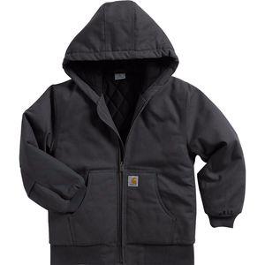 Куртка Carhartt Active с фланелевой подкладкой и стеганой подкладкой Carhartt