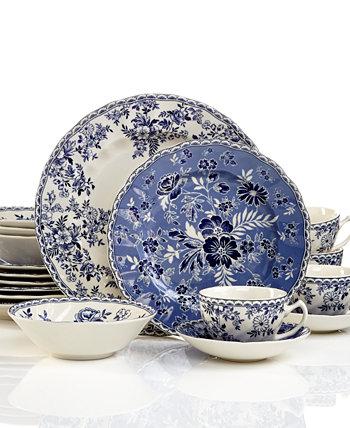 Посуда, Devon's Cottage набор из 20 предметов, Сервиз на 4 персоны Johnson Bros.