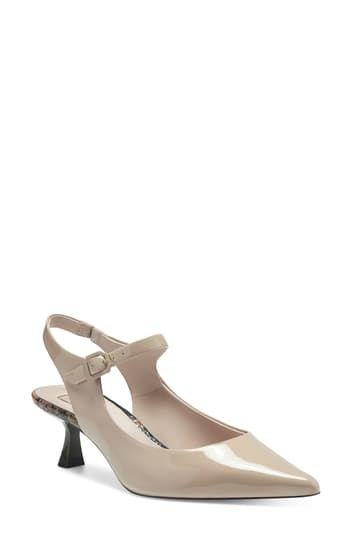Туфли-лодочки Favian с ремешком на пятке Louise et Cie