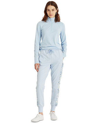 Stretch Cotton Jogger Pants Ralph Lauren