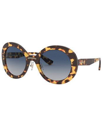 Женские солнцезащитные очки MIU MIU