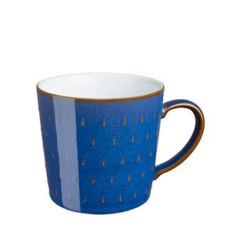 Imperial Blue Cascade Mug Denby