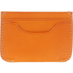 Футляр для карточек с передним карманом BOSCA