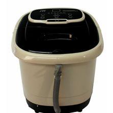 Sunpentown SPA-3549 Массажер для спа-ванны для ног с моторизованными роликами, коричневый и черный Sunpentown