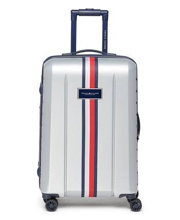 ЗАКРЫТИЕ! Регистрируемый багаж Riverdale 26 дюймов, созданный для Macy's Tommy Hilfiger