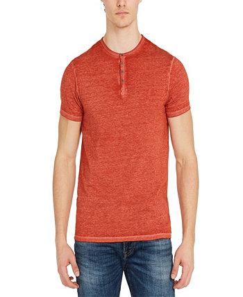 Men's Kasum Short Sleeve Jersey T-shirt Buffalo David Bitton