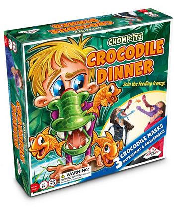 Ужин крокодила Chomp-Itz Identity Games