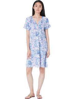 Платье Essie с короткими рукавами Lilly Pulitzer