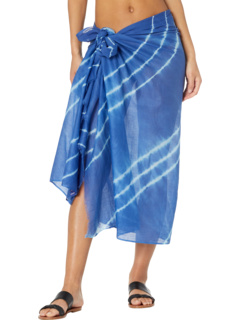 Tie-Dye Sarong Cover-Up Hat Attack