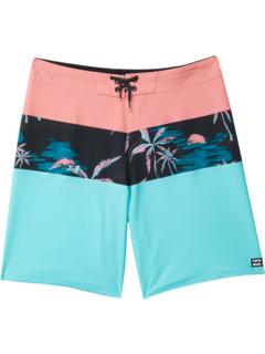 Пляжные шорты Tribong Pro (большие дети) Billabong Kids