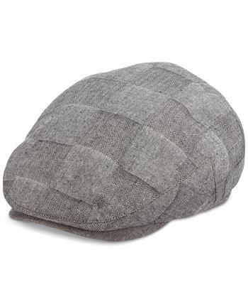 Мужская шляпа с плющом в елочку Dorfman Pacific