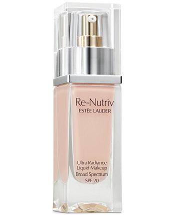 Re-Nutriv Ультра сияющая жидкость для макияжа SPF 20 Estee Lauder
