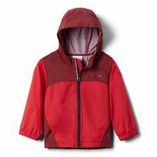 Легкая непромокаемая куртка с капюшоном Columbia Glennaker для маленьких мальчиков Columbia