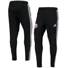 Men's adidas Black New York Islanders climacool Tiro Track Jogger Pants Adidas