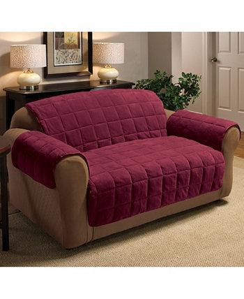 Плюшевый протектор для дивана P/Kaufmann Home