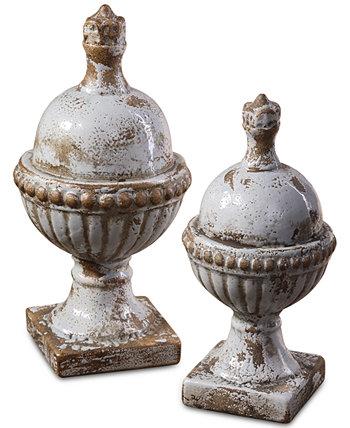 Керамические украшения Sini, набор из 2 шт. Uttermost