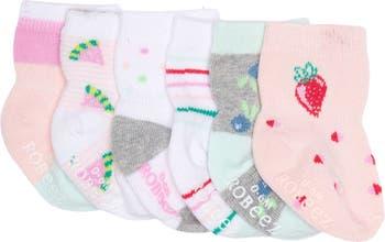 Носки Fruity - набор из 6 шт. Robeez