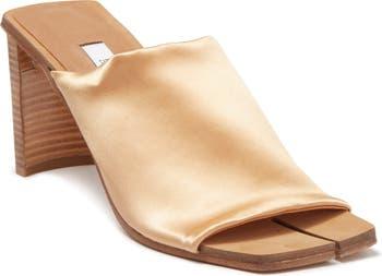 Мюли Acadia с разрезным носком Miista