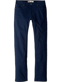 511 ™ замшевые штаны (большие дети) Levi's®