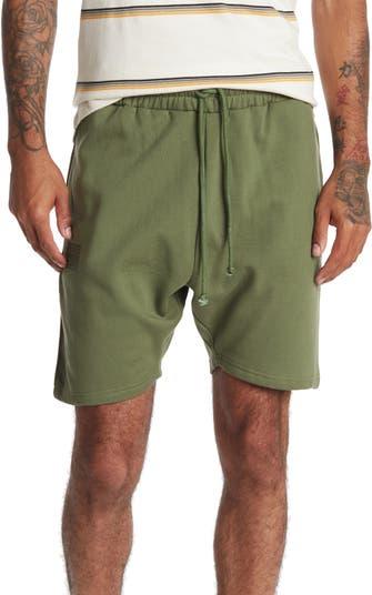 Флисовые шорты для отдыха на кулиске NOIZE
