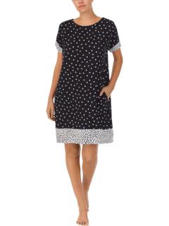 Sleepwear Modal Spandex Sleepshirt Donna Karan