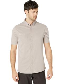 Hybrid Oxford Button-Down Shirt Linksoul
