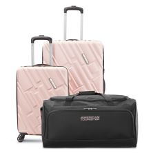 Набор чемоданов-спиннер из 3 предметов American Tourister Ellipse American Tourister