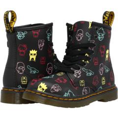 Ботинки Hello Kitty & Friends 1460 (для малышей) Dr. Martens Kid's Collection
