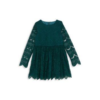 Кружевное платье Gertrude для девочек Bardot Junior