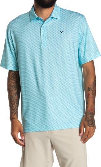 Рубашка-поло для гольфа с принтом Conversational CALLAWAY GOLF
