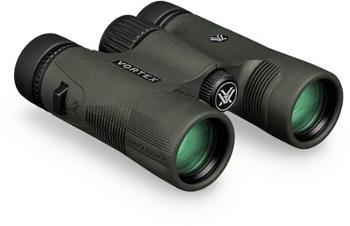 Бинокль Diamondback HD 10 x 28 с крышной призмой Vortex