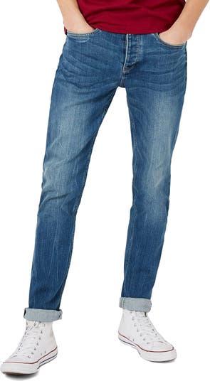 Stretch Slim Fit Jeans TOPMAN