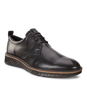 Мужские кроссовки St.1 Hybrid с простым носком, оксфорды ECCO