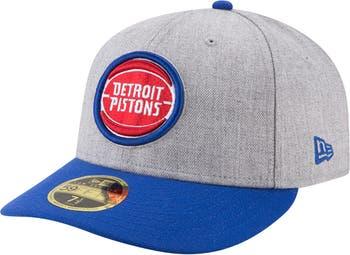 Кепка Детройт Пистонс New Era Cap