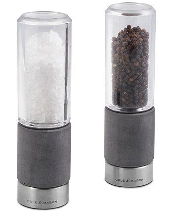 Подарочный набор для мельницы для соли и перца без стеблей Regent Cole & Mason