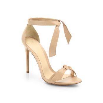Кожаные сандалии Clarita Bow Alexandre Birman