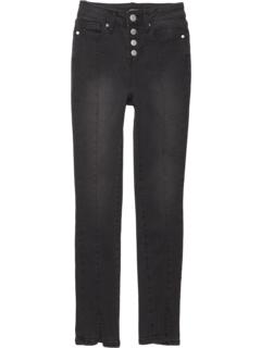 Лодыжка Esme в цвете Magic Black (для маленьких и больших детей) Joe's Jeans Kids