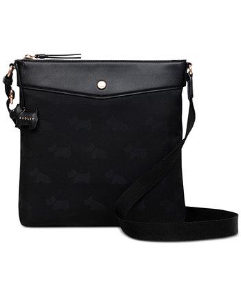 Женская сумка через плечо среднего размера на молнии Radley London