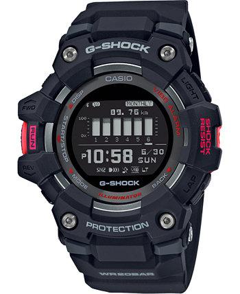 Мужские часы Connected Digital Power Trainer с черным полимерным ремешком, 49,3 мм G-Shock