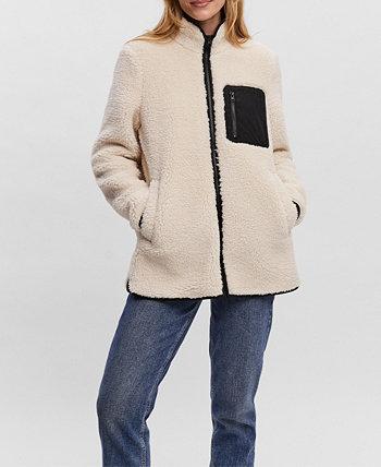 Женская куртка Andrea Teddy VERO MODA