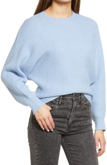 Ribbed Sweater ALL IN FAVOR