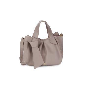 Кожаная сумка-шоппер Mini Amelia Zac Posen