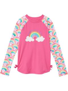 Рашгард Over The Rainbow с длинными рукавами (для малышей / маленьких детей / детей старшего возраста) Hatley Kids