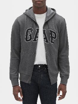 Худи на молнии с логотипом Gap Gap Factory