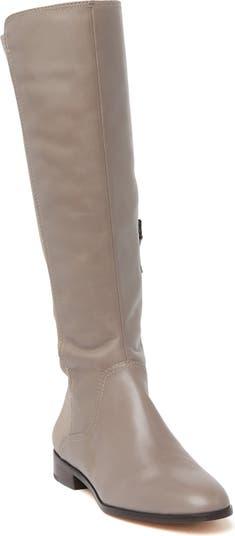 Verdi Stretch Leather Boot Louise et Cie